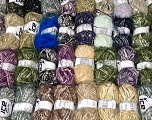 Custom Blend Yarns  Brand Ice Yarns, fnt2-53148