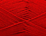 Fiber Content 100% Acrylic, Red, Brand Ice Yarns, fnt2-53165