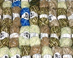 Custom Blend Yarns  Brand Ice Yarns, fnt2-53241