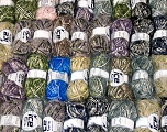 Custom Blend Yarns  Brand Ice Yarns, fnt2-53256