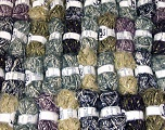 Custom Blend Yarns  Brand Ice Yarns, fnt2-53260