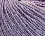 Fiber Content 60% Polyamide, 40% Wool, Lilac Melange, Brand Ice Yarns, fnt2-53292