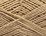 Kuitupitoisuus 45% Polymidi, 45% Puuvilla, 10% Kasmir, Brand Ice Yarns, Beige, fnt2-53293