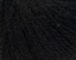 Fiber Content 50% Acrylic, 25% Merino Wool, 25% Alpaca, Brand Ice Yarns, Anthracite Black, fnt2-53351