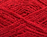 Fiber Content 83% Cotton, 17% Polyamide, Red, Brand Ice Yarns, fnt2-53429