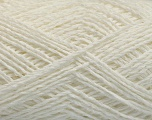 Fiber Content 65% Cotton, 35% Polyamide, White, Brand Ice Yarns, fnt2-53441