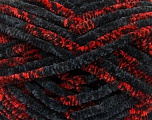 Fasergehalt 100% Mikrofaser, Red, Brand Ice Yarns, Black, fnt2-53490