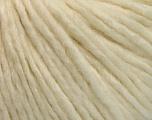 Fiber indhold 50% Akryl, 50% Uld, Brand Ice Yarns, Cream, fnt2-53508