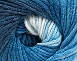 Fiber Content 100% Acrylic, Brand Ice Yarns, Blue Shades, fnt2-53530