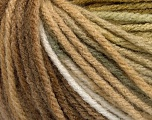 Fiber Content 100% Acrylic, Khaki, Brand Ice Yarns, Brown Shades, fnt2-53581