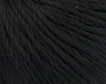 Fiber Content 60% Cotton, 40% Viscose, Brand ICE, Black, fnt2-53584