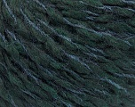 Fiber Content 60% Acrylic, 40% Wool, Brand Ice Yarns, Dark Green, Blue, fnt2-53654