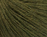 Fiber Content 60% Acrylic, 40% Wool, Brand Ice Yarns, Dark Green, fnt2-53703