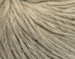 Fiber indhold 50% Akryl, 30% Uld, 20% Viskose, Brand Ice Yarns, Beige, fnt2-53734