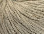 Vezelgehalte 50% Acryl, 30% Wol, 20% Viscose, Brand Ice Yarns, Beige, fnt2-53734