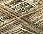 Contenido de fibra 50% Acrílico, 40% Lana, 10% Poliamida, Khaki, Brand Ice Yarns, Cream, Camel, Beige, fnt2-53844