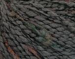 Vezelgehalte 53% Acryl, 35% Wol, 12% Polyamide, Brand Ice Yarns, Grey, fnt2-53932