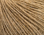Fiber Content 50% Wool, 50% Acrylic, Light Camel, Brand ICE, Yarn Thickness 3 Light  DK, Light, Worsted, fnt2-53954