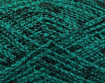 Fiber Content 80% Acrylic, 20% Polyamide, Brand Ice Yarns, Green, Black, fnt2-53999