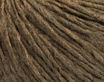 Fiber Content 55% Acrylic, 45% Wool, Brand ICE, Camel Melange, Yarn Thickness 4 Medium  Worsted, Afghan, Aran, fnt2-54010