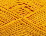 Fiber Content 60% Cotton, 40% Acrylic, Yellow, Brand Ice Yarns, fnt2-54038