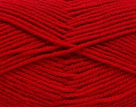 Worsted  Fasergehalt 100% Acryl, Brand Ice Yarns, Dark Red, fnt2-54079