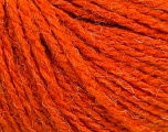 Fiber Content 80% Acrylic, 20% Wool, Orange, Brand Ice Yarns, fnt2-54091