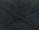 Please note that the yarn weight and the ball length may vary from one color to another for this yarn. Fiber Content 100% Cotton, Brand Ice Yarns, Anthracite Black, fnt2-54131