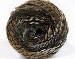 Fiber Content 38% Wool, 32% Acrylic, 20% Alpaca, 10% Polyamide, Light Brown, Brand Ice Yarns, Cream, Camel, fnt2-54177
