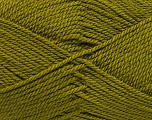 Fiber Content 100% Acrylic, Olive Green, Brand Ice Yarns, fnt2-54192