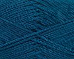 Fiber Content 100% Acrylic, Brand Ice Yarns, Dark Teal, fnt2-54193