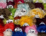 Long Eyelash  Fiber Content 100% Polyester, Brand Ice Yarns, fnt2-54221