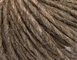 Fiber Content 50% Merino Wool, 25% Acrylic, 25% Alpaca, Brand ICE, Camel Melange, Yarn Thickness 5 Bulky  Chunky, Craft, Rug, fnt2-54227