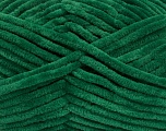 Fiber Content 100% Micro Fiber, Brand Ice Yarns, Dark Green, Yarn Thickness 4 Medium  Worsted, Afghan, Aran, fnt2-54257