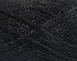 Fiber Content 70% Polyamide, 30% Mohair, Brand Ice Yarns, Black, fnt2-54282