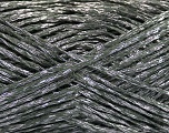 Fiber Content 60% Acrylic, 40% Polyamide, Silver, Brand Ice Yarns, Grey, fnt2-54283