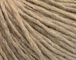 Kuitupitoisuus 50% Merinovilla, 25% Akryyli, 25% Alpakka, Brand Ice Yarns, Beige, fnt2-54294