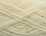 Fiber indhold 100% Bomuld, Brand Ice Yarns, Cream, fnt2-54306