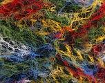 Fiber Content 60% Acrylic, 40% Polyamide, Rainbow, Brand Ice Yarns, Black, fnt2-54316