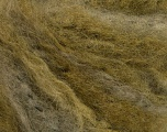 Fiber Content 49% Cotton, 30% Wool, 21% Polyamide, Brand Ice Yarns, Green Shades, fnt2-54331