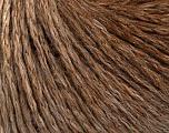 Fiber indhold 55% Akryl, 30% Uld, 15% Polyamid, Brand Ice Yarns, Brown Shades, fnt2-54389