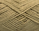 Fiber Content 50% Polyamide, 50% Acrylic, Brand ICE, Beige, Yarn Thickness 3 Light  DK, Light, Worsted, fnt2-54400