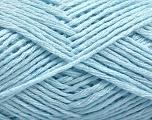 Vezelgehalte 50% Acryl, 50% Polyamide, Brand Ice Yarns, Baby Blue, fnt2-54402