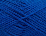 Fiber indhold 50% Polyamid, 50% Akryl, Brand Ice Yarns, Blue, fnt2-54408