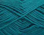 Fiber indhold 50% Polyamid, 50% Akryl, Turquoise, Brand Ice Yarns, fnt2-54409
