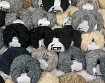 Amigurumi Chenille  Fiber indhold 100% Polyester, Brand Ice Yarns, fnt2-54455