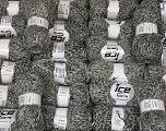 Sale Winter  Fiber indhold 60% Akryl, 15% Uld, 15% Mohair, 10% Polyamid, Brand Ice Yarns, fnt2-54471