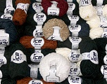 Thin Chenille  Fiber indhold 100% Polyester, Brand Ice Yarns, fnt2-54476