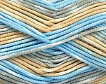 Fiberinnehåll 100% Exoline, White, Brand Ice Yarns, Grey, Blue, Beige, fnt2-54487