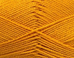 Fiber Content 100% Acrylic, Brand Ice Yarns, Gold, fnt2-54494